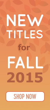 New Books for Fall 2015 Shop Now