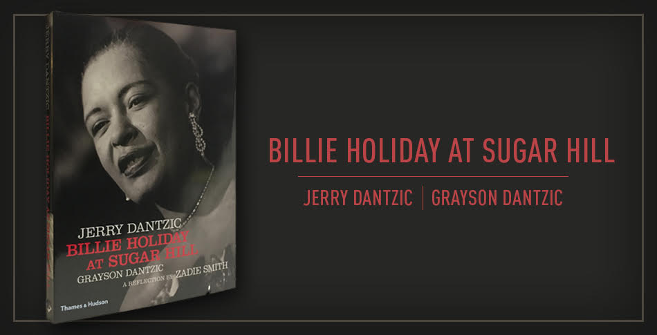 Jerry Dantzic: Billie Holiday at Sugar Hill Learn More