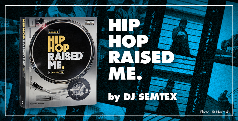 Hip Hop Raised Me Learn More