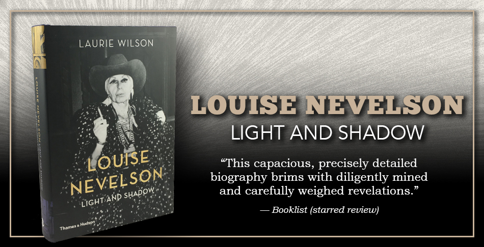 Louise Nevelson Light and Shadow Learn More