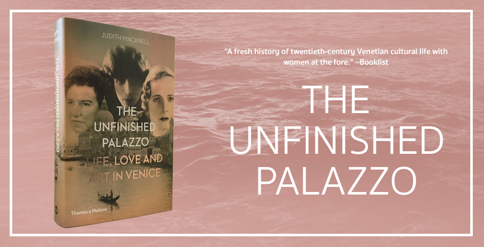 The Unfinished Palazzo: Life, Love and Art in Venice Learn more