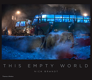 Nick Brandt: This Empty World Cover